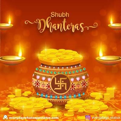 dhantrayodashi images   Everyday Whatsapp Status   Best 70+ Happy Dhanteras Images HD Wishing Photos