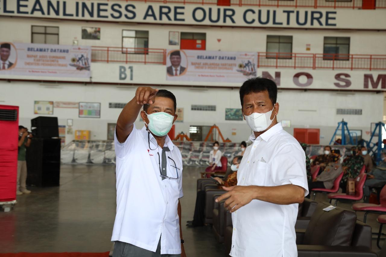 BAT Apresiasi BP Batam Berikan Kemudahan dalam Berinvestasi di Batam