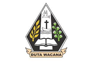 Lambang Universitas Duta Wacana / Catatan Adi