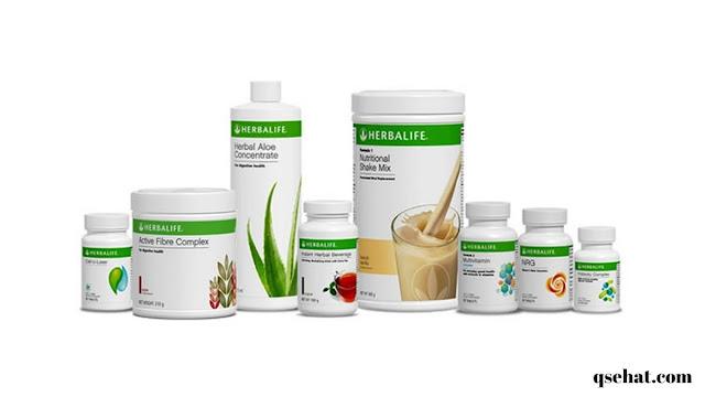 nutrisi diet herbalife