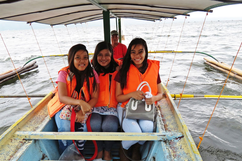 Taal Volcano Island Tour