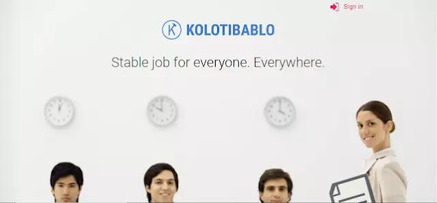 Data Entry Jobs Site - Kolotibablo