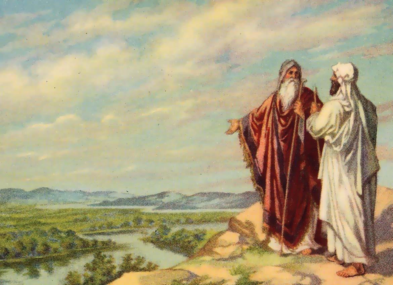 Estudios Bíblicos De Lucas Batalla Abraham Y Lot