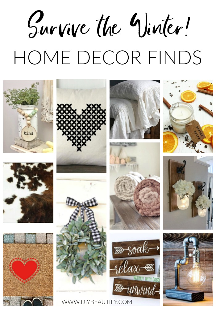 home decor finds