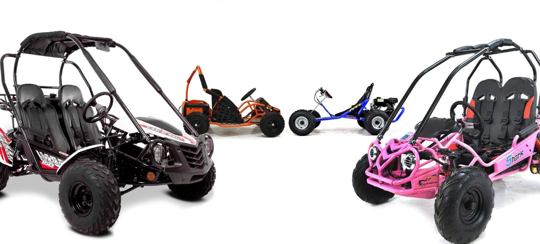 Buggies and Go-Karts