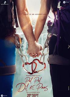 Pal Pal Dil Ke Paas First Look Poster 4