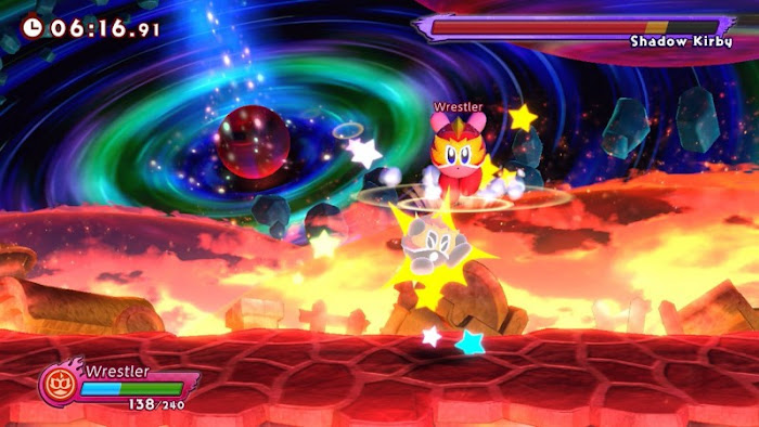Kirby Fighters 2 Review other gameplay snapshot