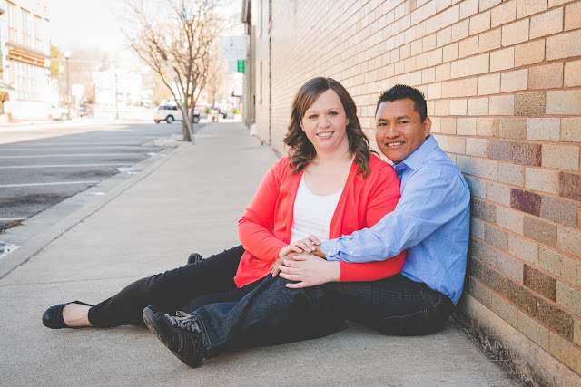 Engagement Photographer Logan Utah