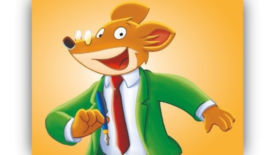 Geronimo Stilton protagonista dell'International Translation Day