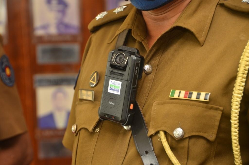 Body cam police sri lanka