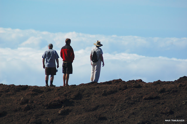 summit view Haleakala Maui Trailblazer