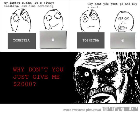 my laptop sucks