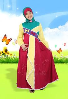 Baju Muslim Anak Perempuan Usia 10 Tahun