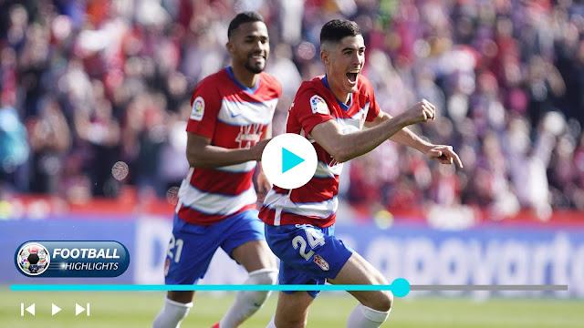 Granada vs Espanyol – Highlights