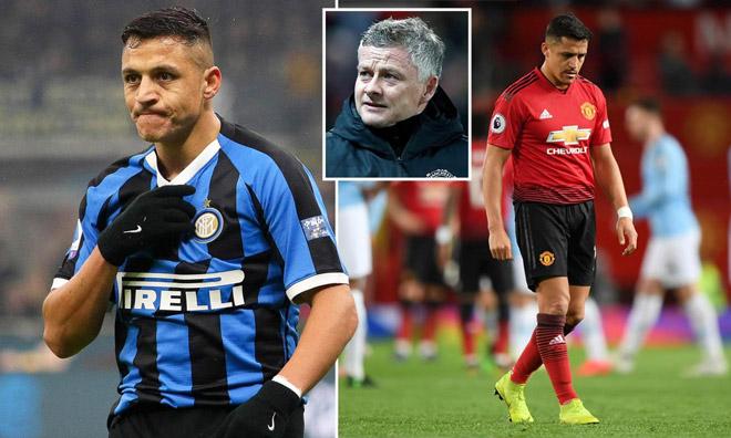 """Tin cực vui MU như """"vớ được vàng"""": Man City muốn mua Alexis Sanchez"""