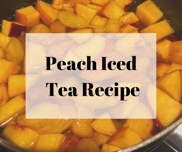 Peached Iced Tea Recipe
