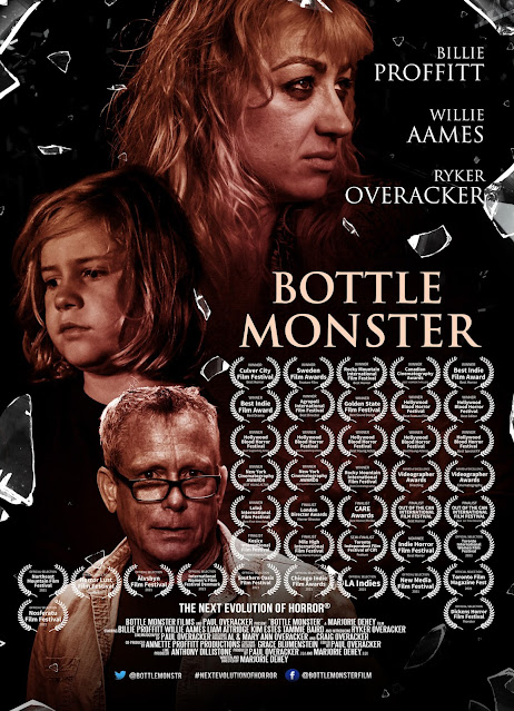 The Monster Is Out of the Bottle! - Highly Anticipated Horror Film 'Bottle Monster' to be Released Early August [Trailer Included]