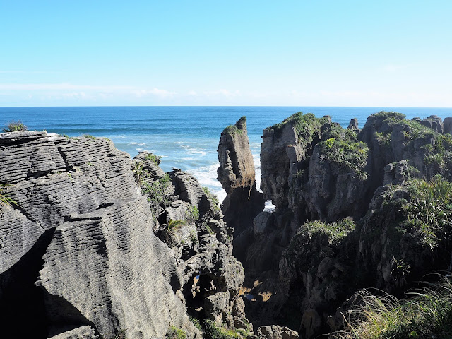Pancake Rocks, Westcoast, Neuseeland