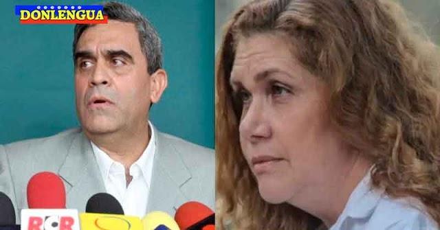 "ASESINATO   Esposa de Raúl Baduel asegura que estaba sano cuando lo sacaron de ""la Tumba del SEBIN"""