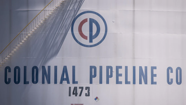 Report: Colonial Pipeline Paid Nearly $5 Million In Ransom To Hacker Group
