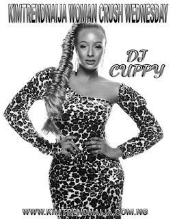Kimtrendnaija Woman Crush Wednesday Is Bad Again And This Time Our Woman Crush For The Day Goes This Amazing Lady Doing Our Beloved Country Nigeria Proud And She Have Gone From Just Being A DJ To A Being One Of The Sort After Music Producers In The Game And Am Talking About Non Other Than Disc Jockey And Gelato Singer DJ Cuppy