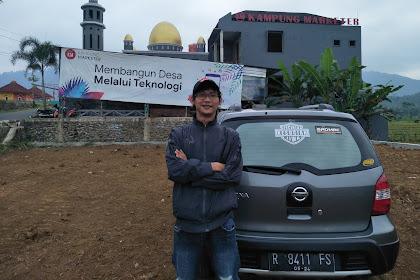 Berkunjung ke Kampung Marketer Purbalingga
