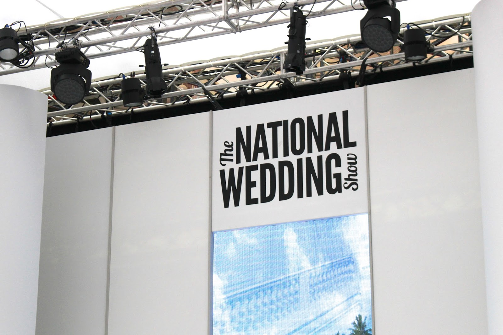 the national wedding show london 2016