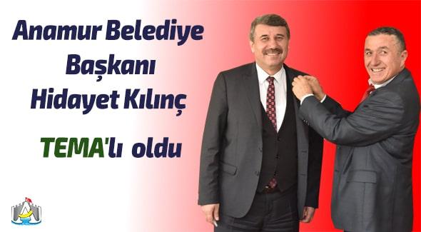 Anamur Belediyesi, Anamur Haber, Anamur Haberleri, Hidayet Kılınç, TEMA Anamur,
