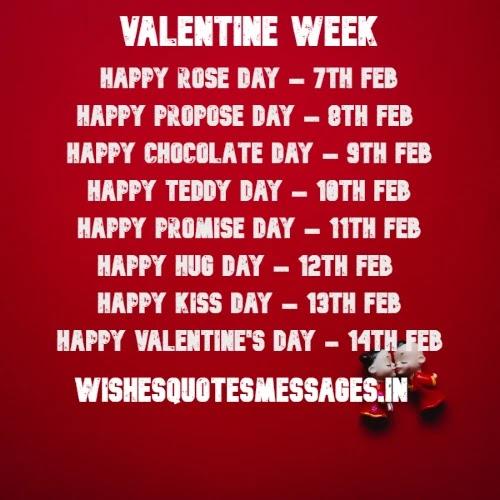 7 Feb to 21 Feb Days List : February Special Days List 2021