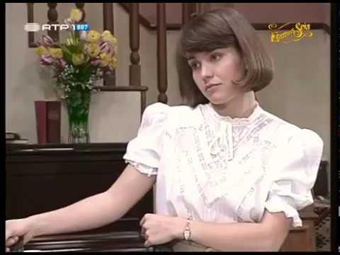 lili (Flavia Monteiro) em eramos seis 1995