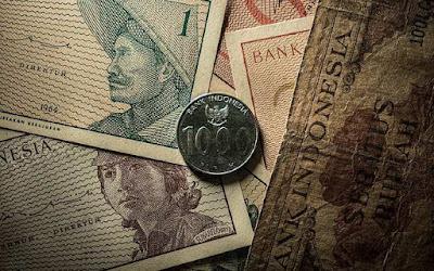 Sejarah mata uang rupiah
