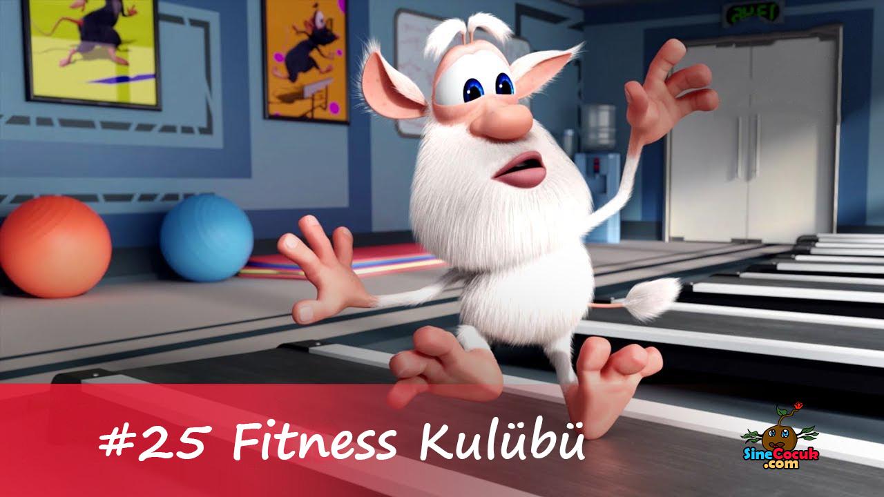 Booba: 25.Bölüm - Fitness Kulübü izle