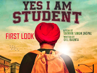 Poster First look Yes I Am Student
