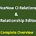 What is ServiceNow CI Relationships &  CI Relationship Editor ?