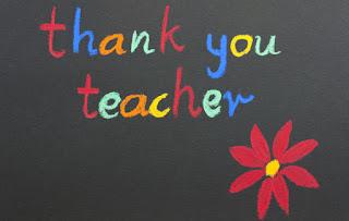 Terimakah Guruku Telah Mengajarkan Hal Berharga