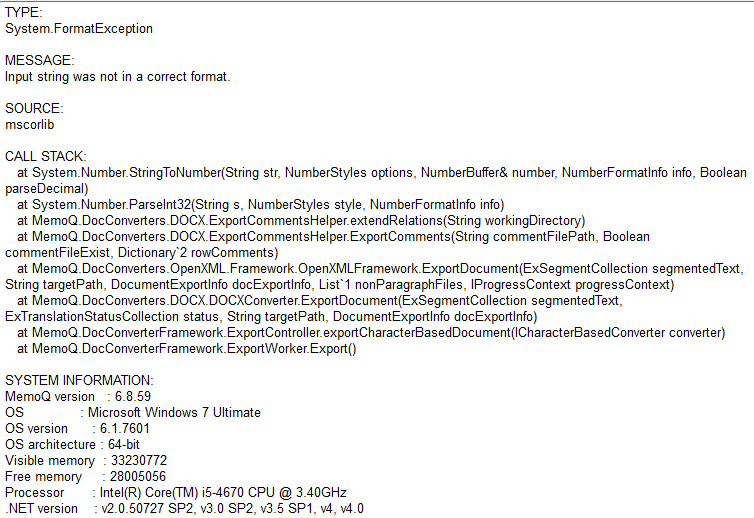 translation tribulations my translated document won t export a 3