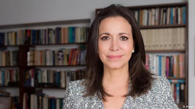 VENEZUELA: María Corina Machado: No habrá elecciones libres mientras las mafias controlen el país.