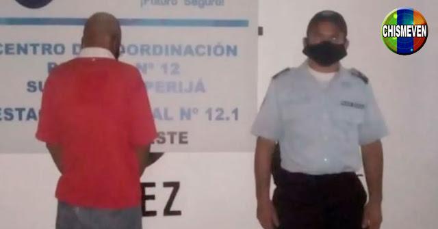CHAVISMO PURO   Otro Abuelo capturado por abusar de su nieta de 11 años en el Zulia