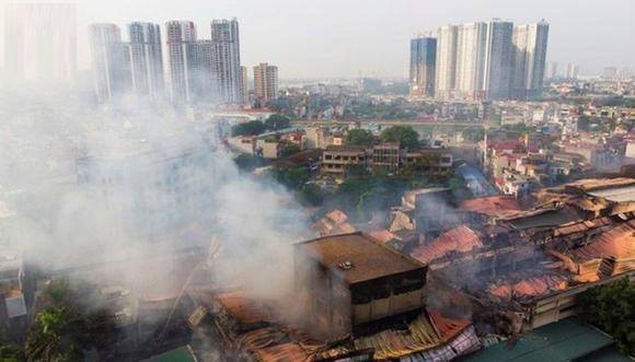 2 công ty bảo hiểm được chọn giám định thiệt hại bồi thường dân trong vụ cháy Rạng Đông