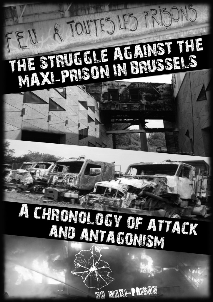 PDF Zine About The Struggle Against The Maxi-Prison In Brussels [Click Image To Download]