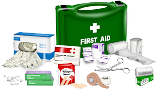 First Aid box ke fayde.