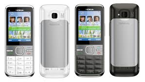spesifikasi Nokia C5-00