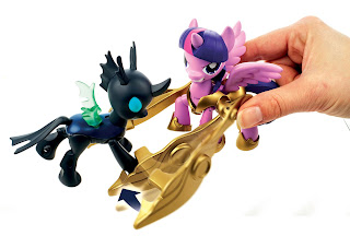 Guardians of Harmony Twilight Sparkle & Changeling