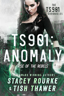 TS901: Anomaly - Rise of the Rebels, Stacey Rourke, Tish Thawer, Up Next, TBR, On My Kindle Book Reviews
