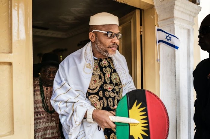 'Why I Launched IPOB Security Outfit' – Nnamdi Kanu