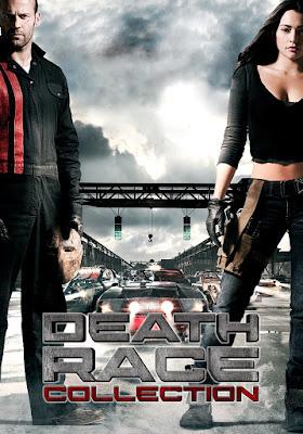 Death Race Colección DVD R1 NTSC Latino