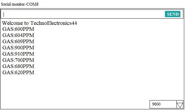 MQ6-GAS SENSOR OUTPUT WINDOW-TechnoElectronics44