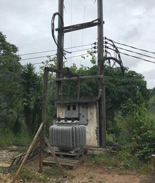 OPERAÇÃO DE COMBATE AO FURTO DE ENERGIA  EM RIBEIRA
