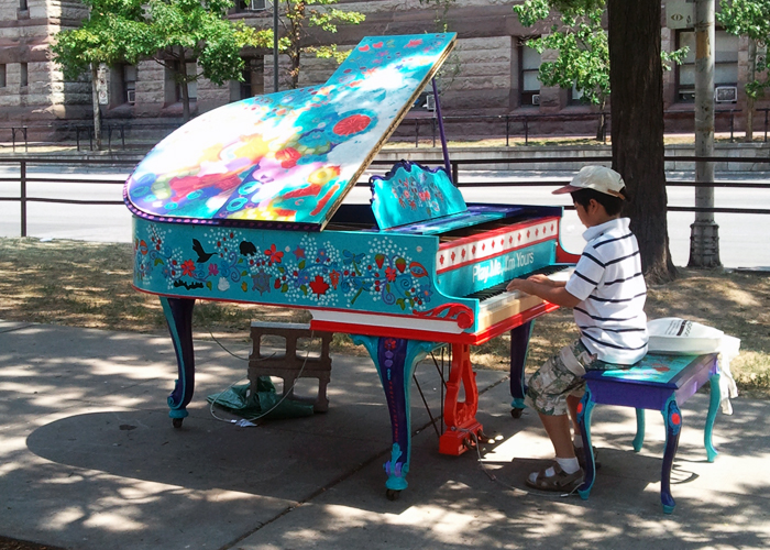 play me, I'm yours, street piano