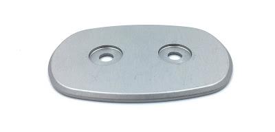 Custom Precision Aluminum Plates - 6061-T6 Aluminum Material
